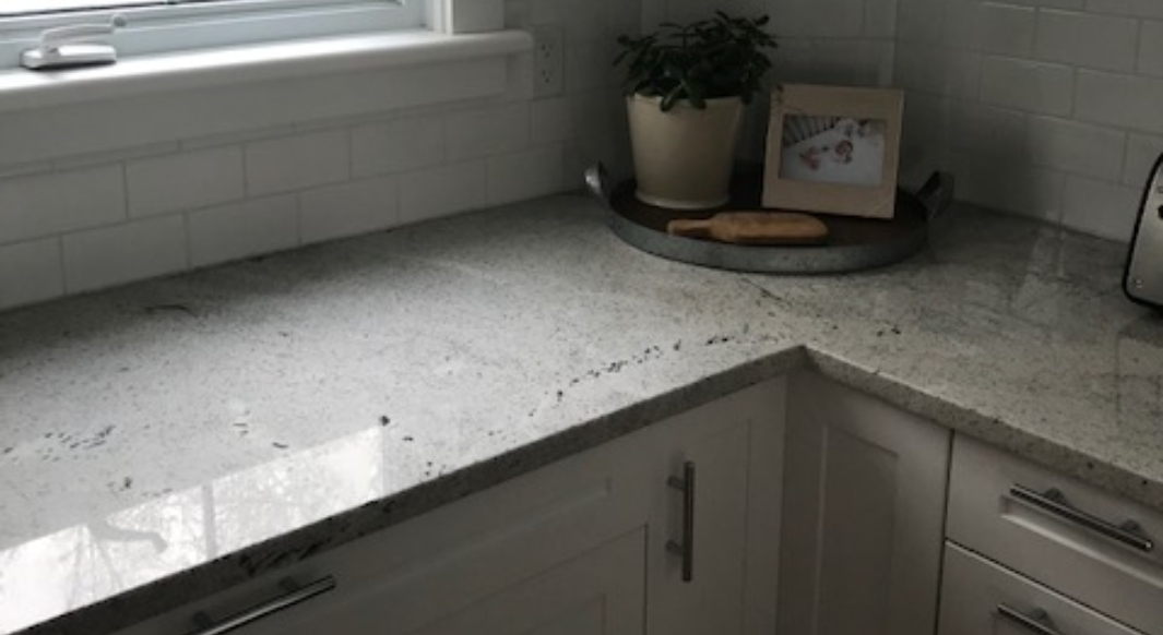 Himalayan White With Flat Eased Edge Northern Marble Granitenorthern Marble Granite