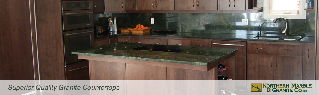 Granite Selection & In-Home Consultations