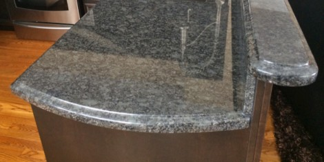 Northern Marble & Granite - Ogee Edge Profile