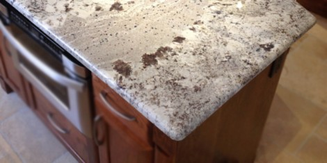 Northern Marble & Granite - Waterfall Edge Profile