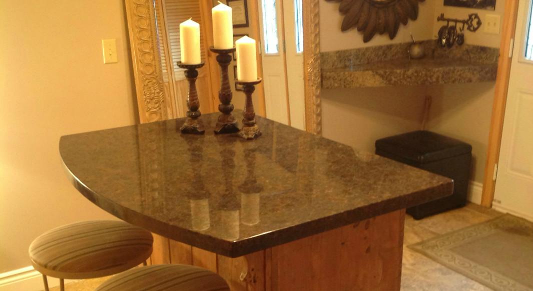 Custom Granite Work