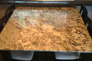 Colonial Treasure Granite Table Top Replacement
