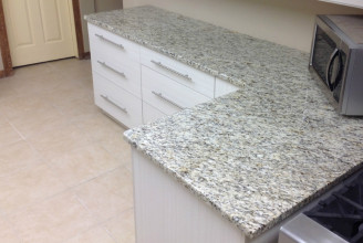 Giallo Ornamental  with Radius Edge Profile
